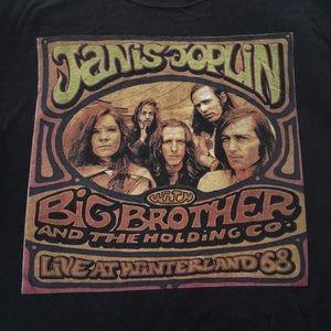 Janis Joplin T Shirt